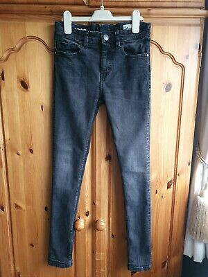 Boys Age 12 Years Next Black Washed Super Skinny Jeans