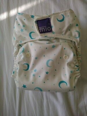 BAMBINO MIO MIOSOLO all in one reusable nappy  birth to potty