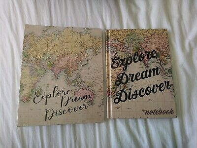 Travel Note Book And Photo Album BNWT