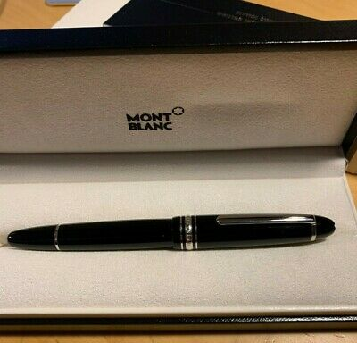 Mont Blanc 146 LeGrand Fountain Pen Hardly Used