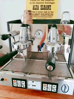Fionzorato Ducale Compact Duel Group  Coffee Machine
