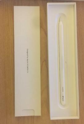 Apple Pencil (2nd Generation) for iPad Pro 3rd Gen - MU8F2AM/a - White Brand New
