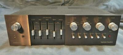 Harman Kardon Citation 17 Preamp--Rebuilt and Serviced-- Exceptional Condition