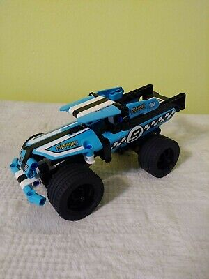 LEGO TECHNIC 42059 STUNT TRUCK, pre-owned. TRUCK ONLY!