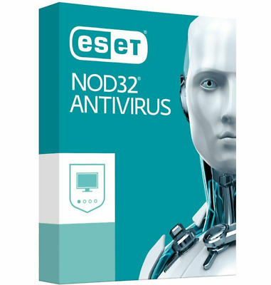 ESET NOD32 Antivirus Security 2020 3 PC 2 YEAR GLOBAL Instant Delivery (KEY)
