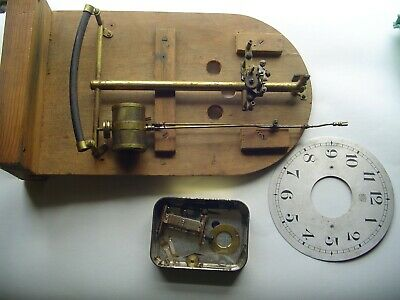 Bulle Electric clock parts