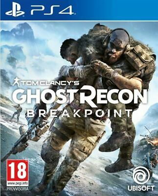 VIDEOGAMES - GHOST RECON BREAKPOINT - STANDARD EDITION x PS4
