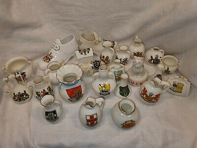 Crest Ware Collectable Numerous Towns And Shapes Great Condition Multi Listing