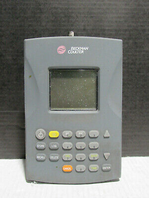 Beckman Coulter pHi 510 Benchtop pH/mV Electrochemistry Meter Power Tested