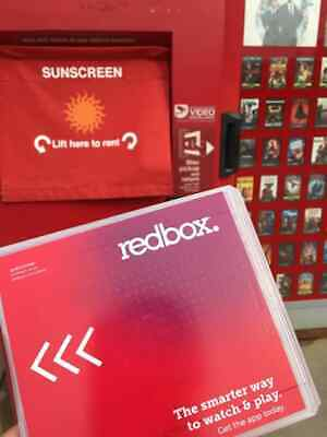5 Redbox Codes! « Expire APRIL 9, 2020 » Only DVD MOVIES