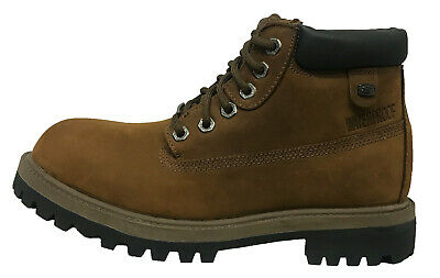 4442//WTN Mens Skechers Sergeants-Verdict  Boot Shoes Waterproof