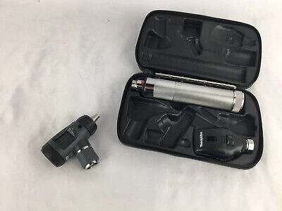 Welch Allyn Otoscope Ophthalmoscope Diagnostic Set Handle 23810 11710 Hand Held