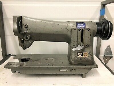 """Consew 206 Rb  Walking Foot  """" Broken For Parts""""   Industrial Sewing Machine"""