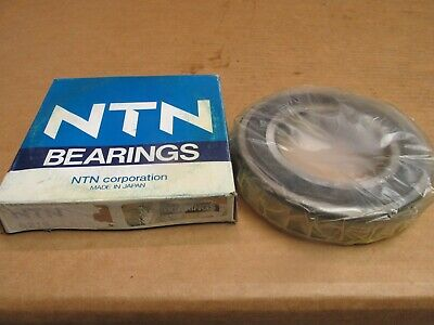 NIB NTN 6010LLBC3 BEARING RUBBER SEALED 6010 LLB C3 2A 60102RS 50x80x16 mm