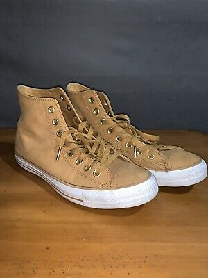 Converse Chuck Taylor High Wheat 146953C Size 8.5 Mens Size 10.5 Womens