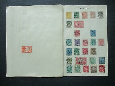 ESTATE: World Collection on Pages, Great Item! (p917)