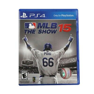 MLB 15: THE SHOW Baseball Game PS4 SONY PLAYSTATION 4 *BRAND NEW FACTORY SEALED*