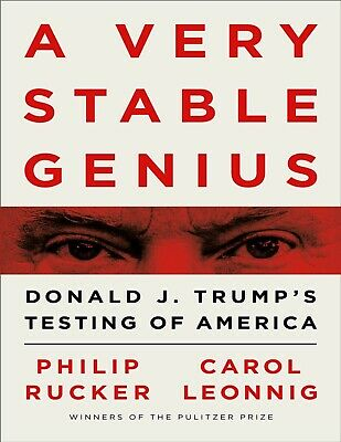 A Very Stable Genius 2020 by Philip Rucker (E-B0K&AUDI0B00K||E-MAILED) #29