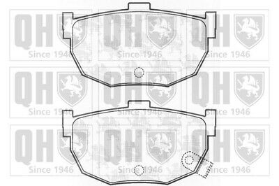 Brake Pads Set fits KIA CERATO LD 1.5D Front 2005 on D4FA QH 581012FA20 Quality