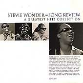 Stevie Wonder - Song Review: A Greatest Hits Collection (1998) CD NEW SPEEDYPOST