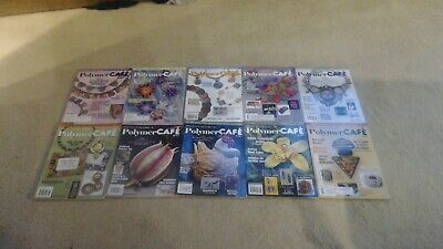 Polymer Cafe Magazine out of print back issues
