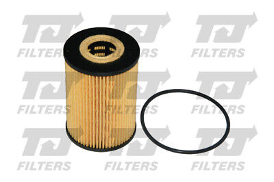VAUXHALL MOVANO A 3.0D Oil Filter 03 to 10 TJ Filters 4415218 Quality New