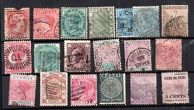 British Commonwealth QV Victorian collection WS16364