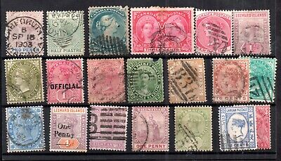 British Commonwealth QV Victorian collection WS16372
