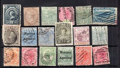 British Commonwealth QV Victorian collection WS16379