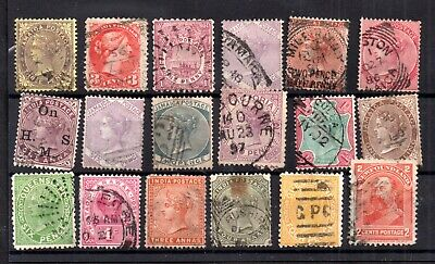 British Commonwealth QV Victorian collection WS16381