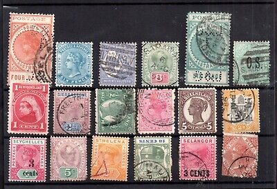 British Commonwealth QV Victorian collection WS16384