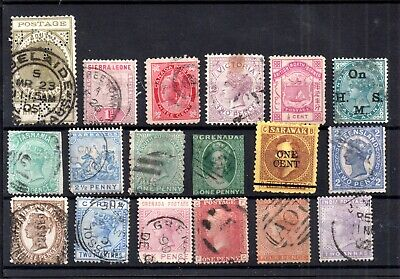 British Commonwealth QV Victorian collection WS16385