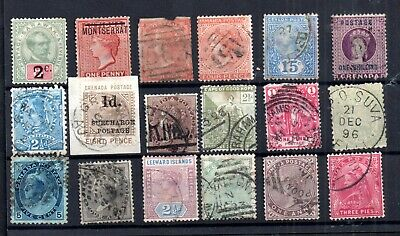 British Commonwealth QV Victorian collection WS16388