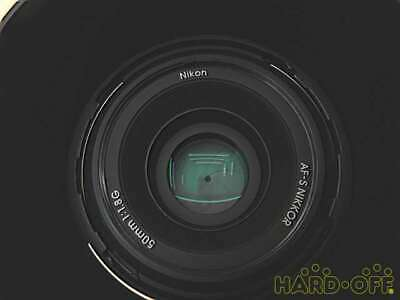 Nikon 242680 Af S 50Mm F1.8G Standard Medium Telephoto Single Focus Lens