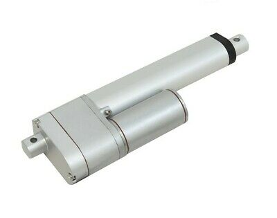 """Linear Actuator with Potentiometer 24"""" stroke 50 lbs - Progressive Automations"""