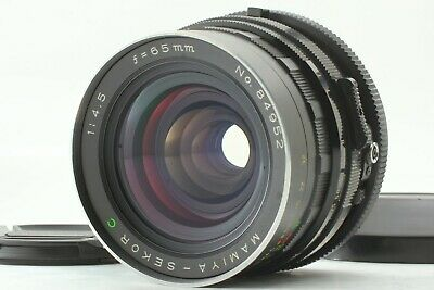 [Exc+5] Mamiya Sekor C 65mm f/4.5 Lens For RB67 Pro S SD RZ67 From Japan # 740