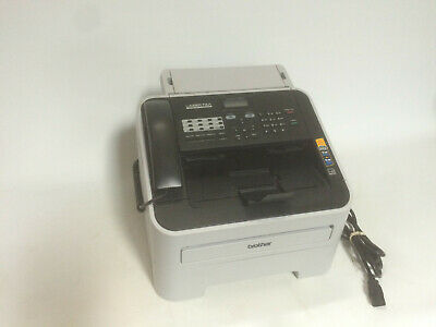 Brother IntelliFAX 2840 laser fax 14,902 pages - NICE
