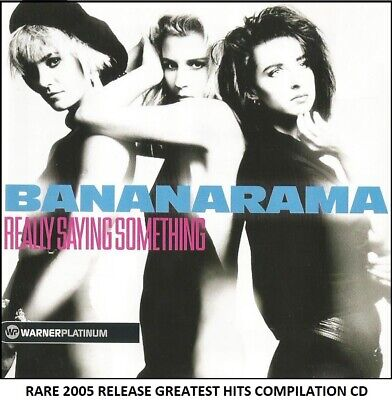 Bananarama - The Very Best Essential Greatest Hits Collection Rare 80's Pop CD