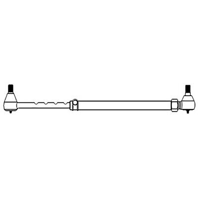 303083063 Tie Rod Assembly for John Deere Tractor 955 White Oliver Mpl 2-150