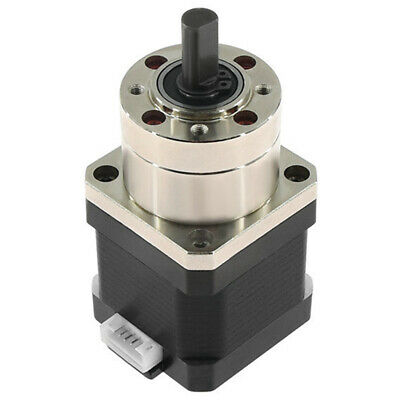 1X(4-Lead Nema17 Stepper Motor 42 Motor Extruder Gear Stepper Motor Ratio 5 D9G3