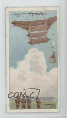 1910 ITC Army Life Tobacco Player's Back War Kite Drill #3 gc7