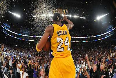 "kobe bryant 2010 champion poster (24""x36"") los angeles lakers"