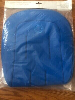 Genuine Bugaboo Cameleon Stroller Canvas Fabric Seat Liner Blue New Sealed