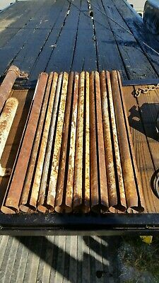 Antique HH&F Cannonball Barn Door Hardware,Track & Hangers
