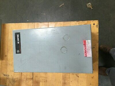 GE Magnetic Starter  Nema Size 2 CR306D1  with CR306ML206AG enclosure
