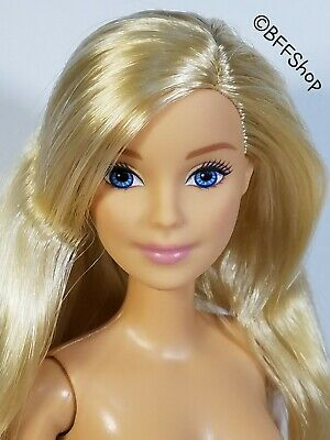 Barbie BMR1959 NUDE DOLL ONLY made to move tall SIGNATURE Closed Mouth Millie
