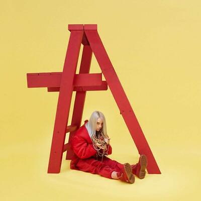 Billie Eilish dont smile at me New CD / Free Delivery