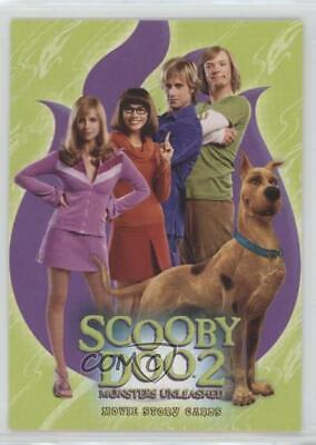 Scooby Doo 2 Monsters Unleashed Promo Card P2 Inkworks 2004 Eur 2 19 Picclick Fr