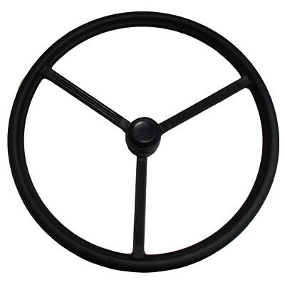 1 New Steering Wheel for Ford New Holland 6610 701 7600 7610 800 801 9N Tractors