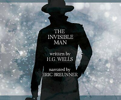 Audiolibro H.G. Wells - Invisible Man